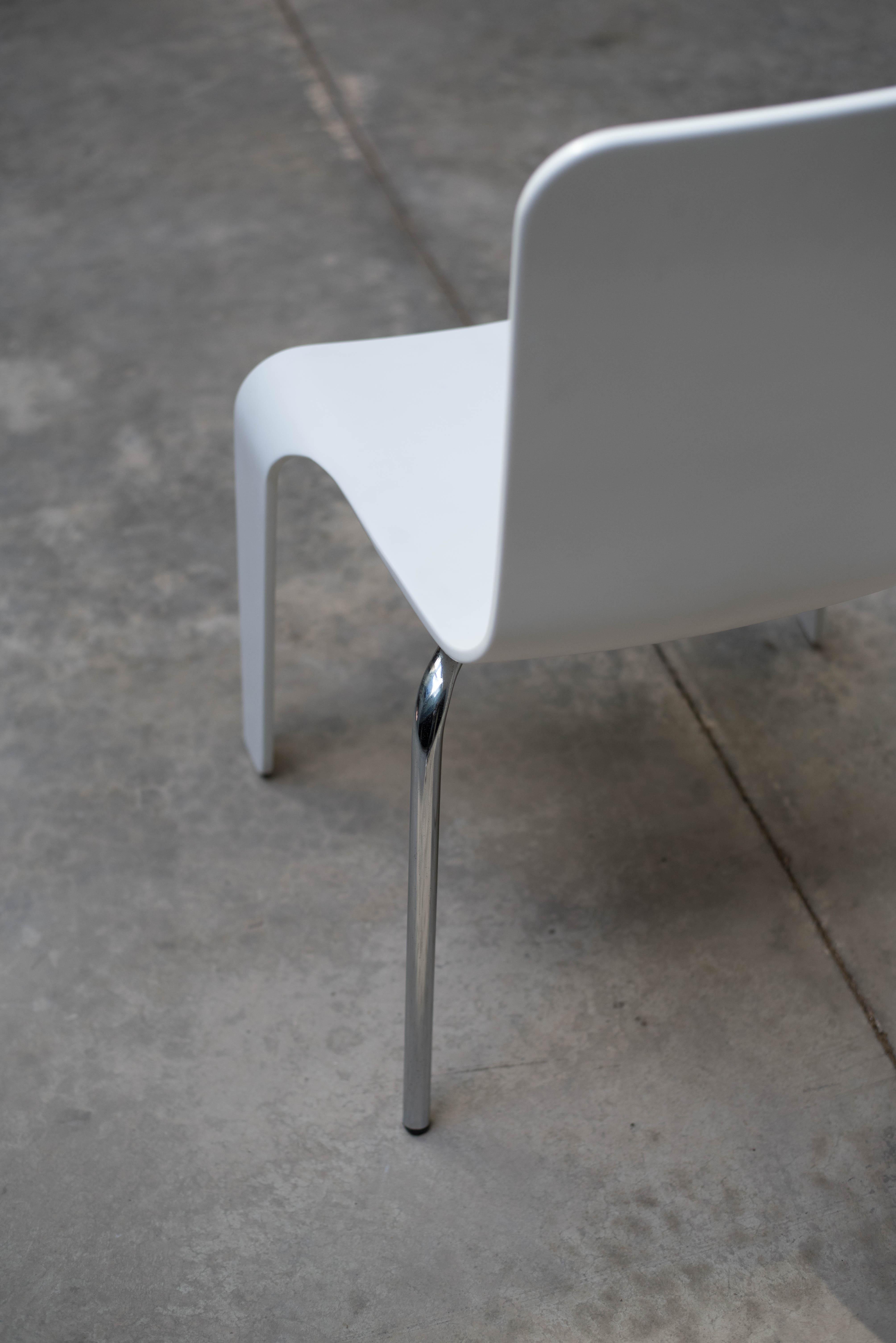 Silla Melt diseñada por Discoh Design