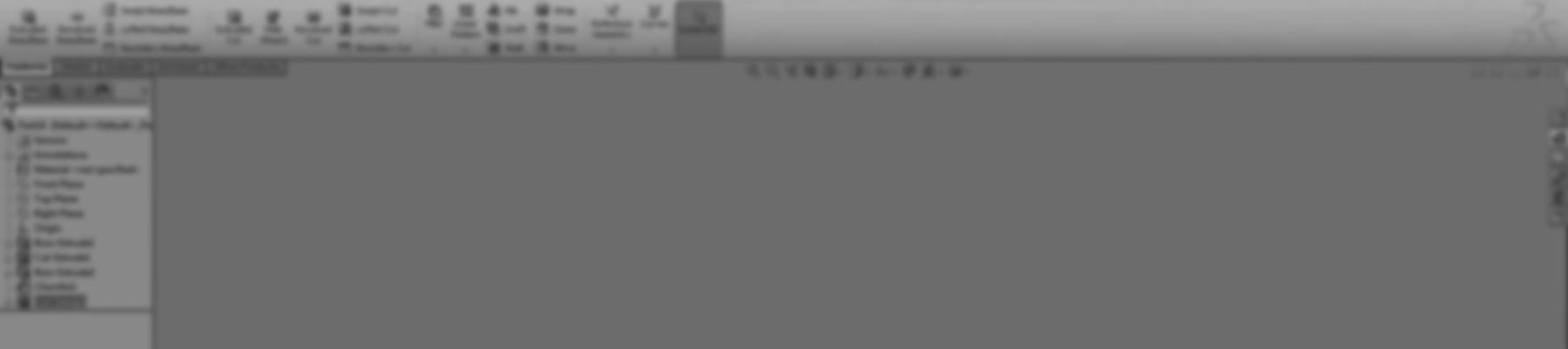 DESIGN TOOLS: SOLID WORKS AND DIGITAL MOCKUP