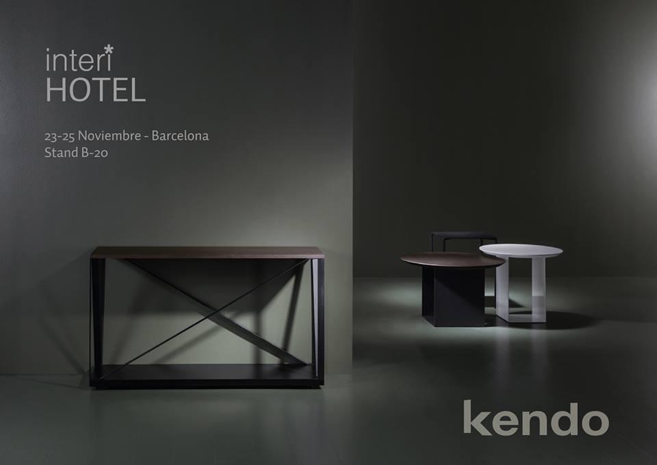 Beam reflex muebles Discoh Design para Kendo mobiliario