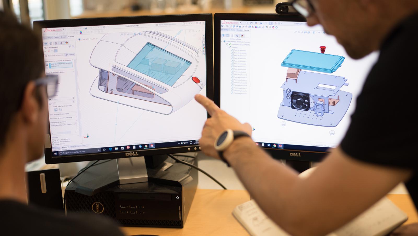Oferta empleo: Ingeniero de diseño SolidWorks