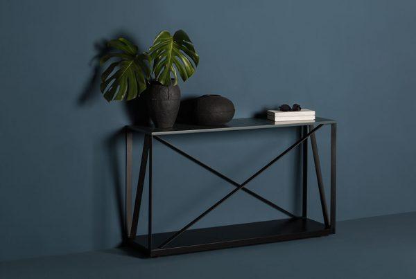 Beam: la consola diseñada por Discoh Degin para Kendo Mobiliario