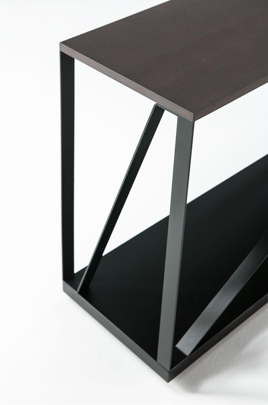 Consola Beam para Kendo Mobiliario. Diseñada por Discoh Design.
