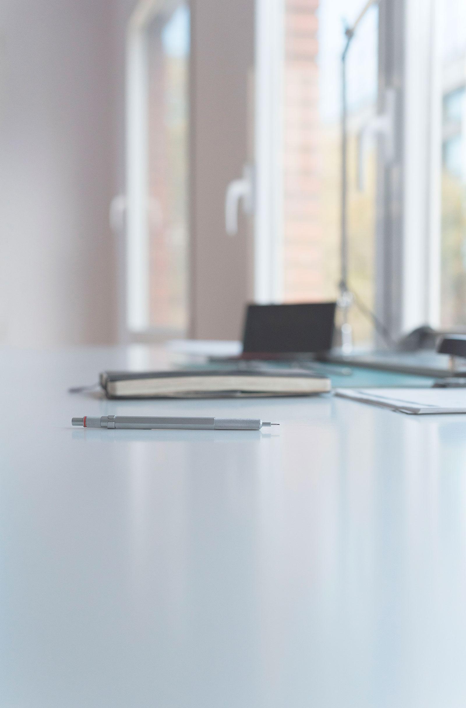 Mesa de trabajo en Discoh Design
