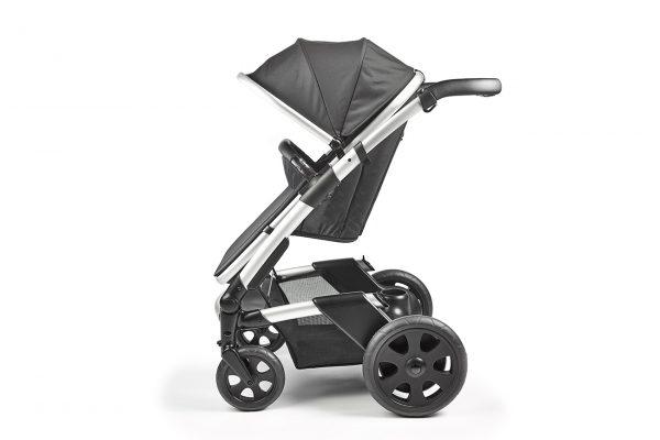 Cochecito de bebés Heetee Mayfair. Diseñado por Discoh Design.