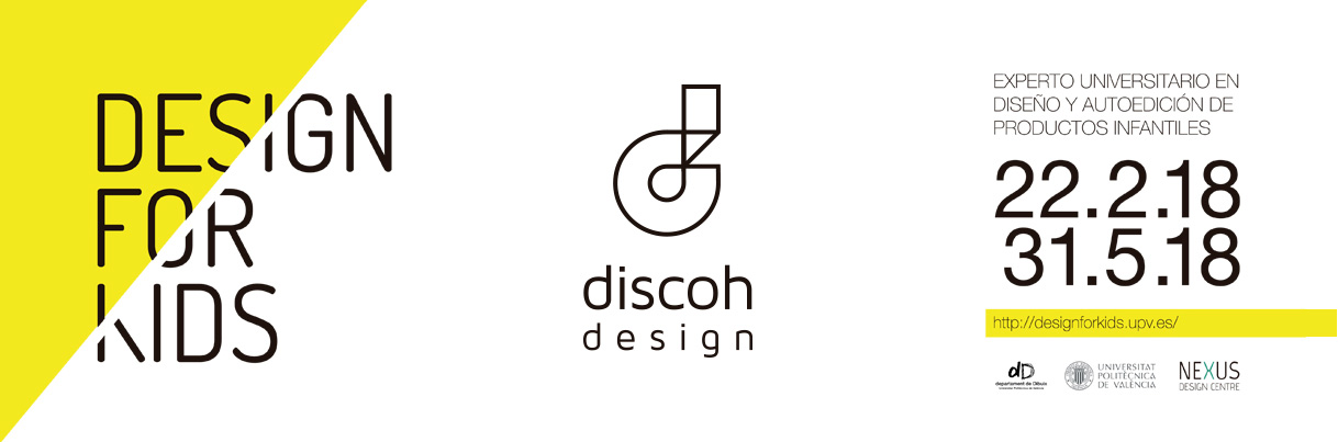 Discoh Design for Kids